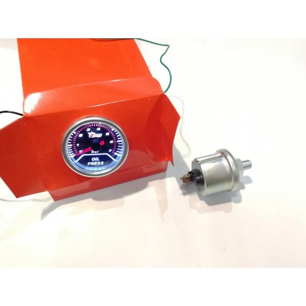 Датчик индикатор давления для стенда форсунок электронный