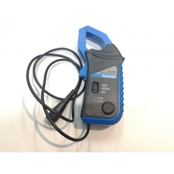 Токовые клещи для диагностического мотортестера. Hantek CC650 ULTRA