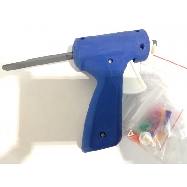 Пистолет для нанесения припоя и флюса.