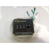 Контроллер полуавтономный для стенда на 4  форсунки.
