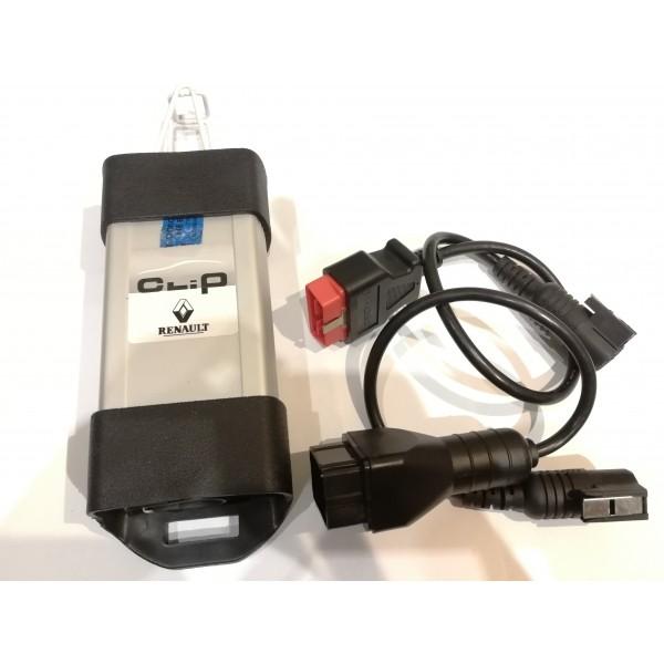 Сканер Renault Can Clip доработанный