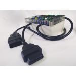 OBD2 TESTER PRO. Многофункциональный тестер напряжений + K Line адаптер